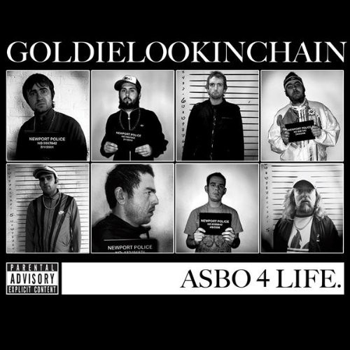 Goldie Lookin Chain ASBO 4 LIFE Vinyl