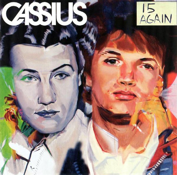 Cassius 15 Again Vinyl