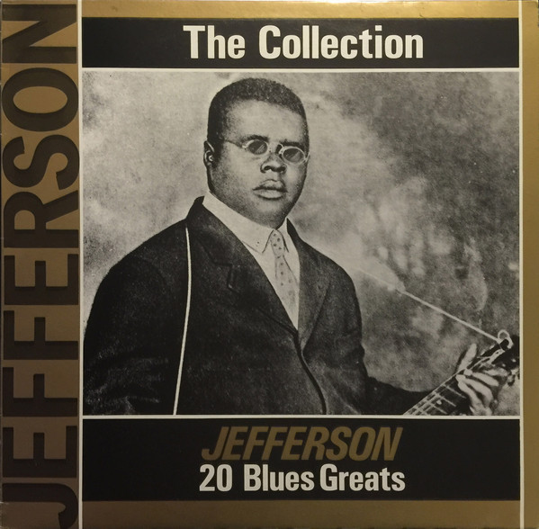 Blind Lemon Jefferson The Collection Jefferson - 20 Blues Greats Vinyl