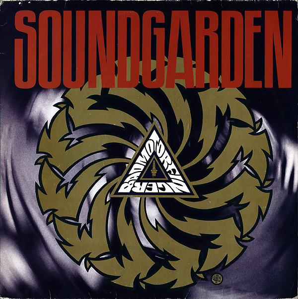Soundgarden Badmotorfinger Vinyl