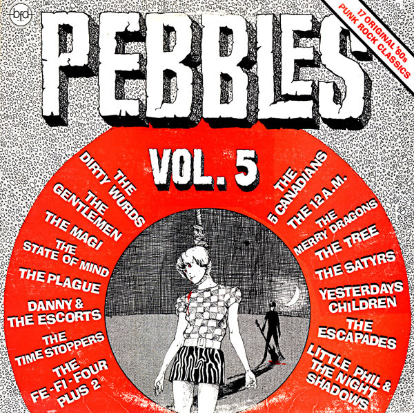 Various Pebbles Vol. 5 Vinyl