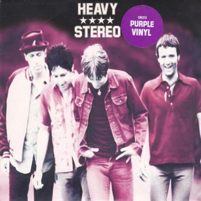 Heavy Stereo Smiler Vinyl