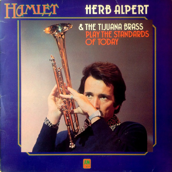 Herb Alpert & The Tijuana Brass Play The Standards Of Today Vinyl