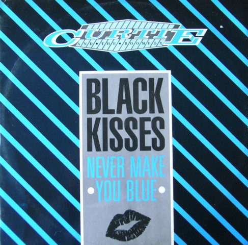 Curtie And The Boombox Black Kisses Vinyl