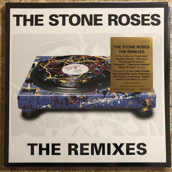 The Stone Roses The Remixes Vinyl