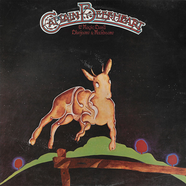 Captain Beefheart & The Magic Band Bluejeans & Moonbeams