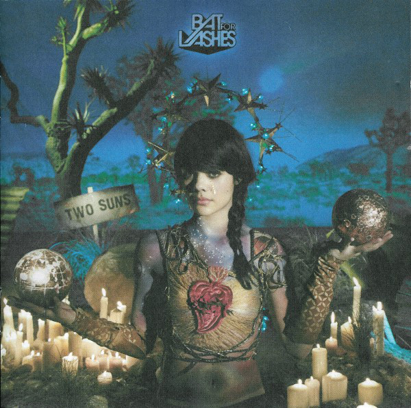 Bat For Lashes Two Suns Vinyl