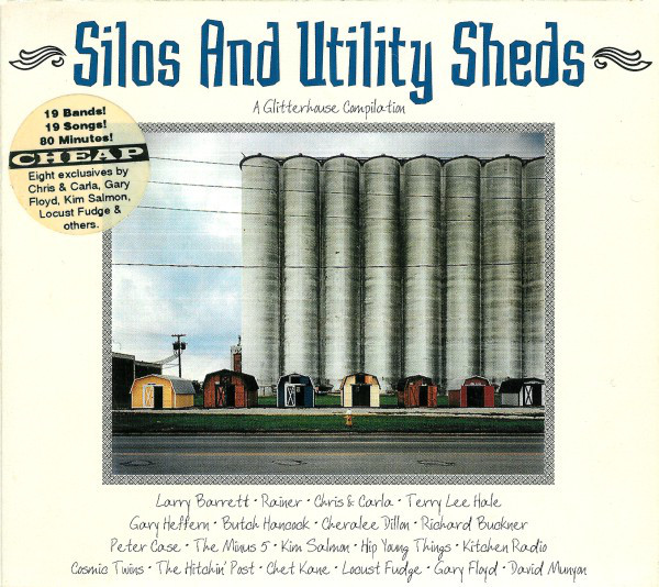 Various Artists Silos And Utility Sheds - A Glitterhouse Compilation Vinyl