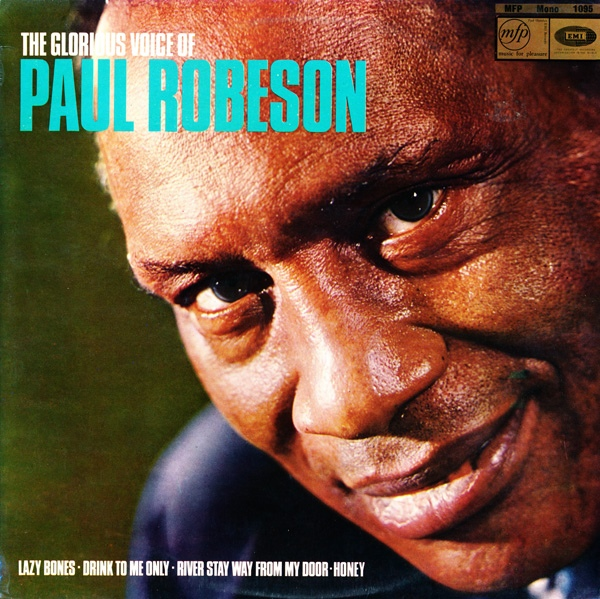 Robeson, Paul The Glorious Voice Of