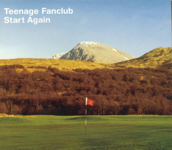 Teenage Fanclub Start Again CD