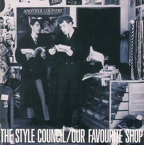 The Style Council Our Favourite Shop CD