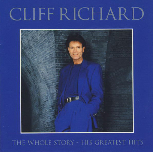 Richard, Cliff The Whole Story - His Greatest Hits Vinyl