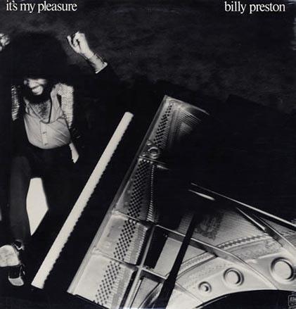Billy Preston It's My Pleasure