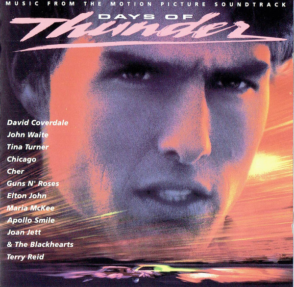 Various Days Of Thunder (Music From The Motion Picture Soundtrack)