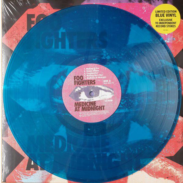 Foo Fighters Medicine At Midnight Vinyl