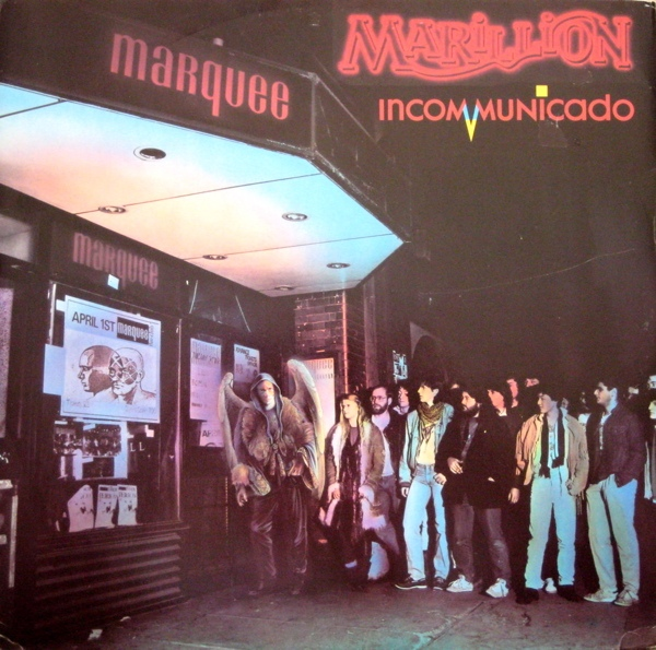 Marillion Incommunicado