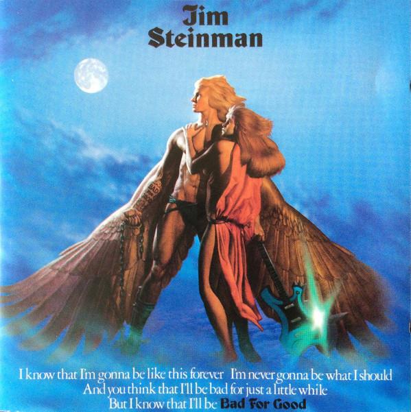 Steinman, Jim Bad for Good CD