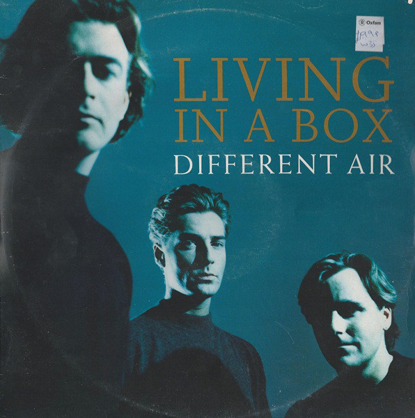 Living In A Box Different Air Vinyl