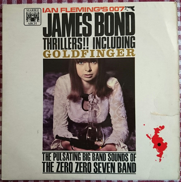 More Images  The Zero Zero Seven Band James Bond Thrillers!!