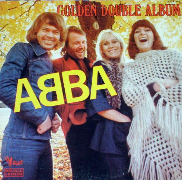 Abba Golden Double Album