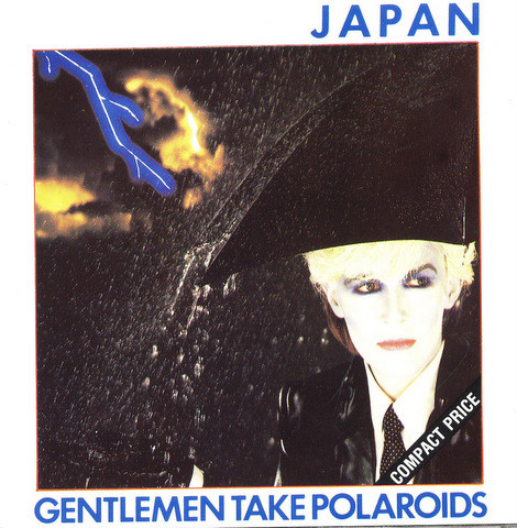 Japan Gentlemen Take Polaroids