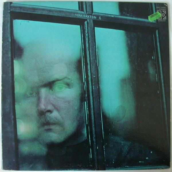 Paxton Tom Tom Paxton 6 Vinyl