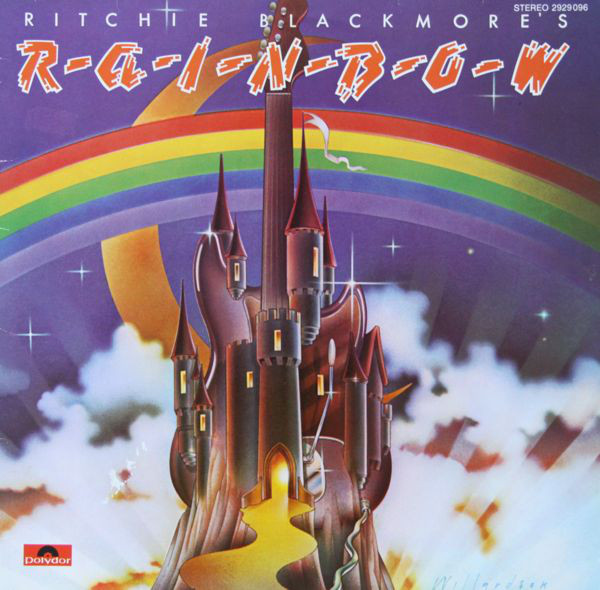 Rainbow Ritchie Blackmoore's Rainbow