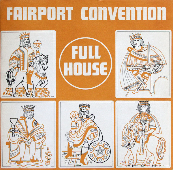 Fairport Convention Full House Vinyl