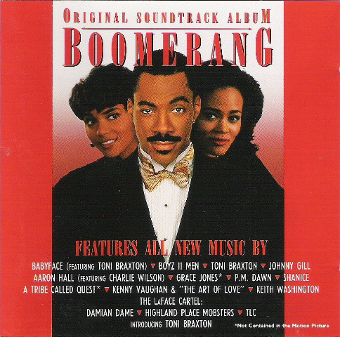 Various Boomerang (Original Soundtrack Album) Vinyl