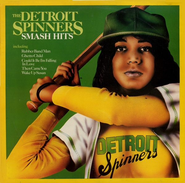 The Detroit Spinners Smash Hits