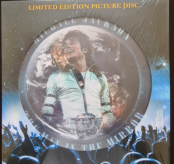 Michael Jackson The Man In The Mirror Vinyl