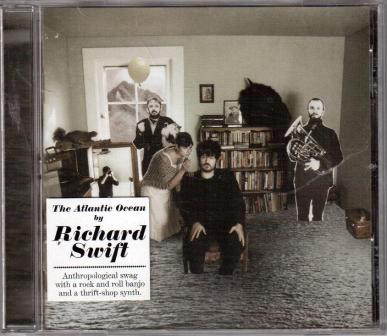 Swift, Richard The Atlantic Ocean