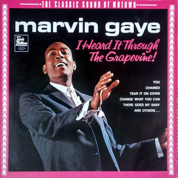 Gaye, Marvin I Heard It Through The Grapevine