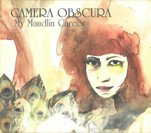 Camera Obscura My Maudlin Career CD