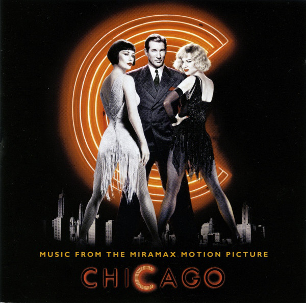 Various Music From The Miramax Motion Picture Chicago CD