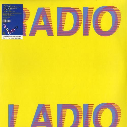 Metronomy Radio Ladio Vinyl
