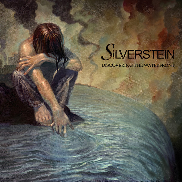 Silverstein Discovering The Waterfront CD
