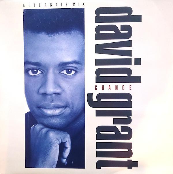 Grant, David Change (Alternate Mix) Vinyl