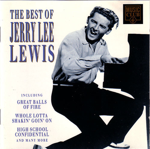 Lewis, Jerry Lee The Best Of Jerry Lee Lewis CD