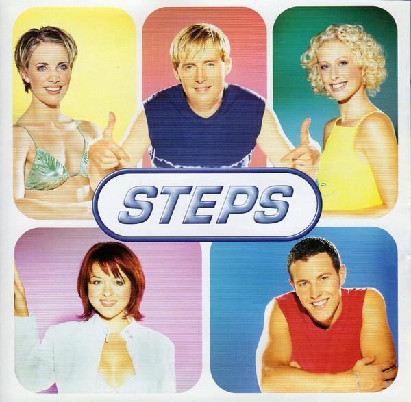 Steps Steptacular CD