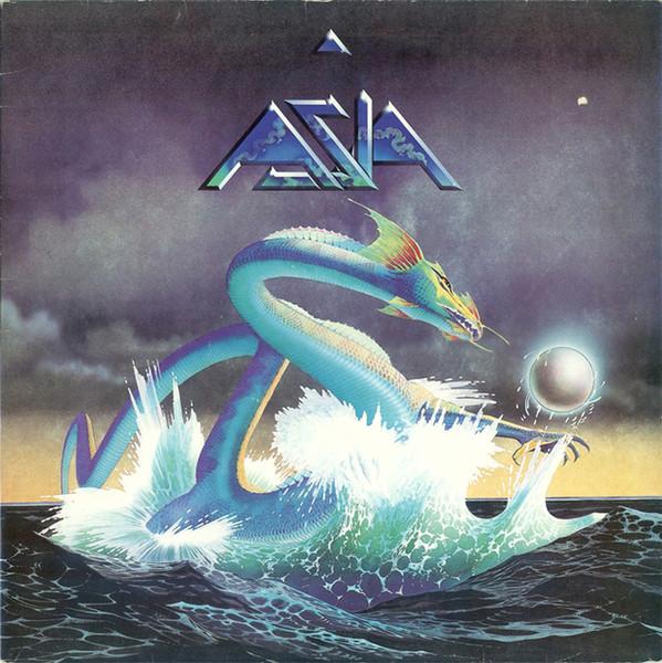 Asia Asia Vinyl