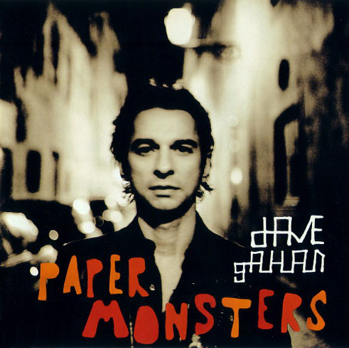 Gahan, Dave Paper Monsters CD