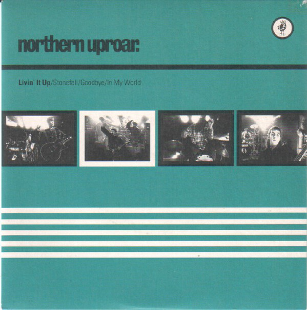 Northern Uproar Livin' It Up Vinyl
