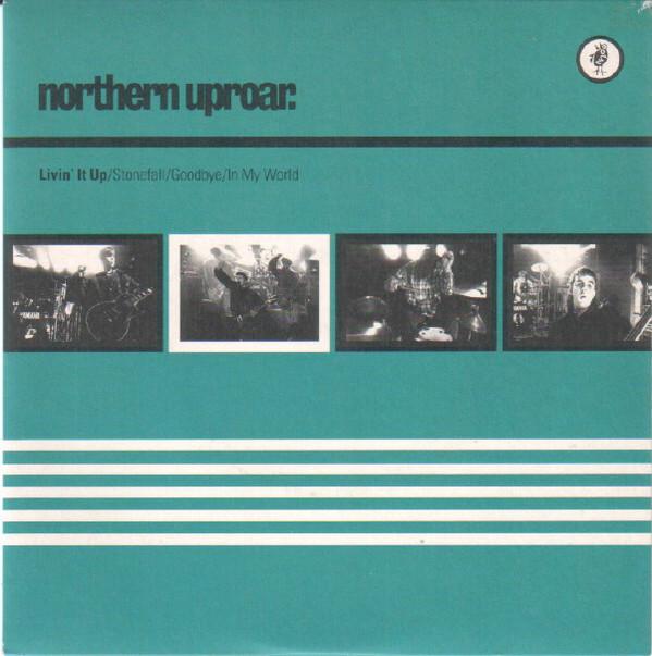 Northern Uproar Livin' It Up  Vinyl