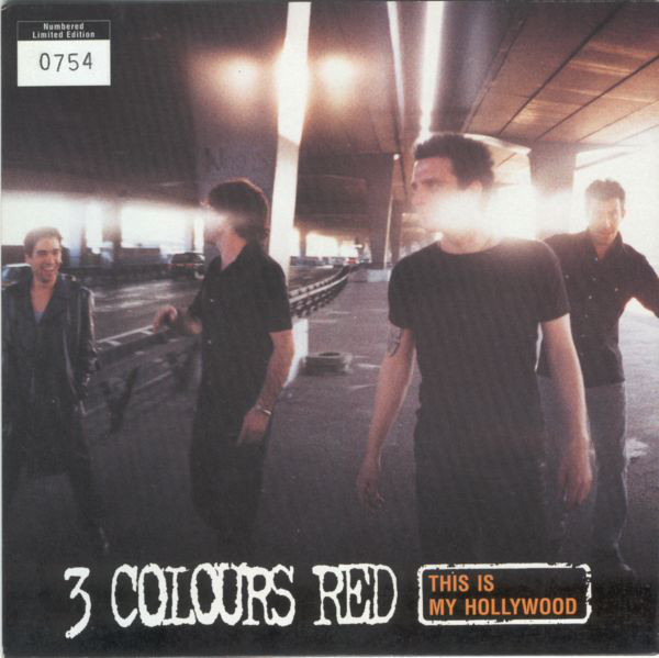 3 Colours Red This Is My Hollywood Vinyl