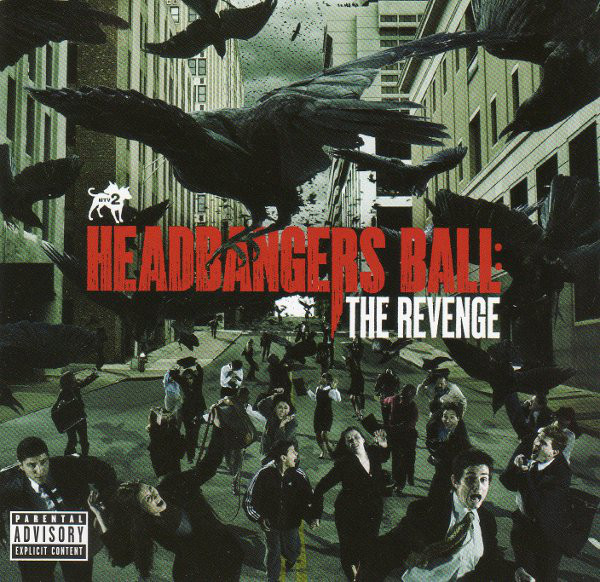 Headbangers Ball (Various Artists) The Revenge