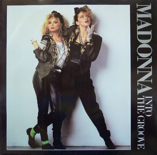 Madonna Into The Groove Vinyl