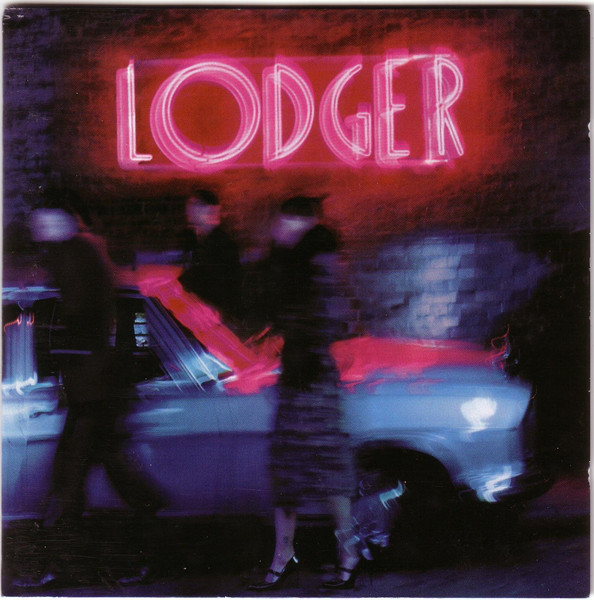 Lodger A Walk In The Park CD