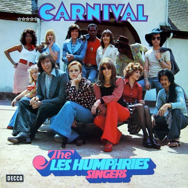 The Les Humphries Singers Carnival Vinyl