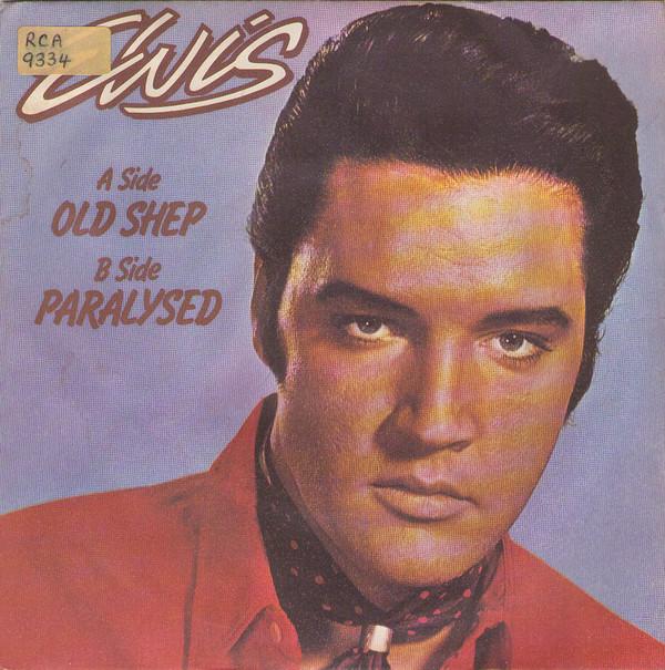 Presley, Elvis Old Shep Vinyl